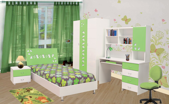 Chambres enfants chambre nour - Meubles chambres enfants ...